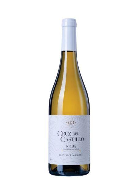 Cruz del Castillo Rioja Blanco Crianza