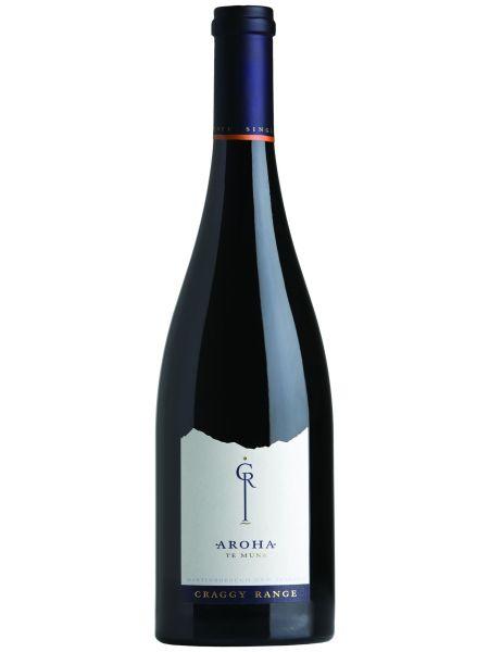 Aroha Pinot Noir Te Muna Road Vineyard, Craggy Range